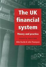 The UK Financial System: Fourth Edition-ExLibrary