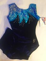 AMOUR LEOTARD AND SHORTS made by GLITZ Leotards