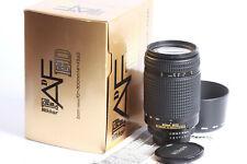 Nikon Nikkor ED  AF 70-300mm f4-5.6 D
