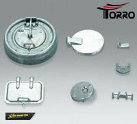 Torro Metall Luken Set frühe Version für Panzer Tiger 1 1:16  1383818015