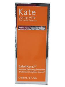 Kate Somerville ExfoliKate Intensive Exfoliating Treatment 2 oz (New in Box)
