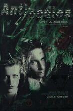 X-Files: Antibodies by Kevin J. Anderson (1997, Hardcover)