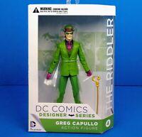 The Riddler DC Comics Designer Series Action Figure - 4 - Greg Capullo  Unopened