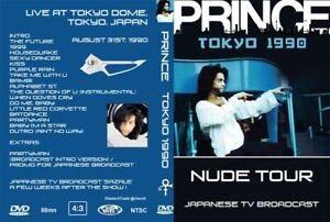 Prince - Live in Tokyo 1990 - Rare DVD ! (Proshot)