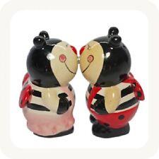 Salt & Pepper Shakers Ladybugs