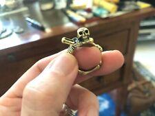 anello teschio scheletro skull ring keith richards johnny depp