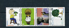 Dominican Republic 2014 MNH Right to Food 4v Strip Medical Health