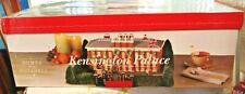 Dept 56 Dickens Village Kensington Palace Mint in Box #58309 Home for Holidays