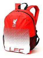 Liverpool FC Football Fade Rucksack Backpack