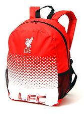 Liverpool FC Football Fade Rucksack Backpack