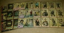 Elvis The Music 81 Card Complete Set