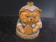 Harmony Ball Pot Bellys Historicals Queen Kitoria Cat 2 1/2""