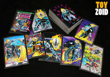 Marvel Comics Ghost Rider Trading Cards Series 2 1992 80 + 10 Glow In The Dark