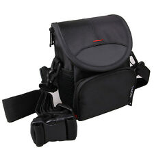 Shoulder/Waist Camera Case Bag for Canon EOS M M2 M3 G16 G15 G12 G1X II SX170 N2