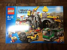 NEW LEGO City The Mine Mining 4204- Hard To Find- NISB