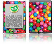 Amazon Kindle 4 Ebook Reader-Cariño Design Skin Sticker Funda