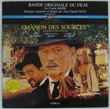 Montand Béart Aureuil 33 tours Pagnol JC Petit 1986