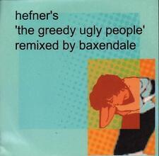 "Hefner (7"" Vinilo P/s) los codiciosos feo personas-Too Pure-Pure 111 S-UK-2000 -- ex -/EX"