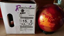 15lb Radical Results Bowling Ball NEW! Fast Ship 11084
