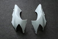 ABS Unpainted Upper Front Side Fairing Nose fit for KAWASAKI  Ninja ZX-10R 04 05