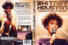 Whitney Houston - DVD - Das Ende eines Superstars von 2012 - NEU & OVP !