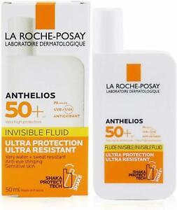La Roche-Posay Anthelios Ultra-Light Invisible Fluid Sun Cream SPF50 50ml