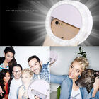 Portable Selfie Flash LED Phone Camera Ring Light For Apple Iphone Samsung HTC