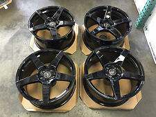19 INCH FORGESTAR CF5 Concave Forged Wheels Rims Ford GT Shelby Ecoboost Mustang
