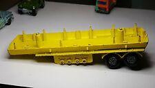 1973 VINTAGE LESNEY MATCHBOX SUPER KINGS #K-16/ K-115 SHELL TANKER 1973 FORD LTS