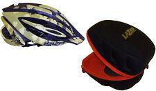 Lazer Genesis XC Cycling Helmet + Pod Grey/Green 52-57cm - Old Stock