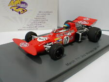 Spark S5360 -March 711 No17 2nd Monaco GP 1971 Ronnie Peterson 1:43