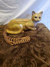 Vintage Cat Telephone