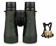 NEW Vortex Diamondback HD 10x50mm Binoculars GlassPak & Harness International OK