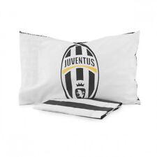 Completo letto matrimoniale Bianconero Juve - prodotto Ufficiale Juventus