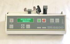 Graseby 3200 Seringue Conducteur Pompe Fluide administration