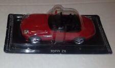 Supercars de agostini bmw z8 1/43 model