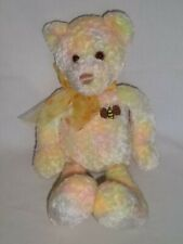 "Gund 13"" Plush Buzz Bear 15028 Bee Pastel Teddy Soft Stuffed Animal Toy"