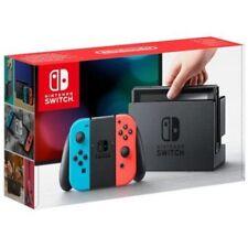Console Nintendo Switch Joy-Con Neon Rosso e Blu 2500166