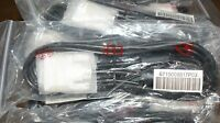Lot of 7 NEW Dell 6715009017P03 6ft. DVI-D M/M 18Pin Monitor Cable D5