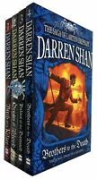 Darren Shan Series Collection The Saga of Larten Crepsley 4 Books Set Pack NEW