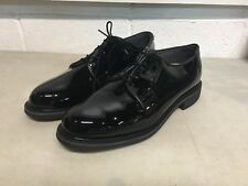 11 3E BATES US MILITARY ISSUE HIGH GLOSS SHOES BLACK DRESS WEDDING PROM ARMY