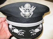 W@W Luxenberg USAF Officer's Mess Dress Scrambled Eggs Crusher Visor Hat Megaton