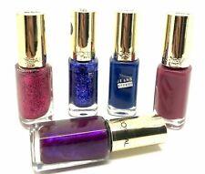 L'Oréal Paris Color Riche Nagellack Nail Polish Loreal 5ml Auswahl Glitter Blau