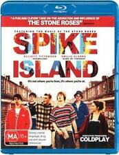 Spike Island (Blu-ray, 2014) New/Sealed Region B - Coldplay Production