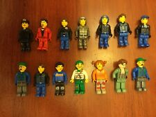 Lego Juniors Minifigure Lot of 14 Jack Stone Doc Ock Pirate Minifig