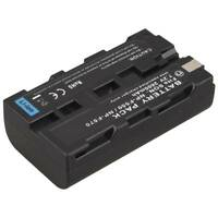 2600mah NP-F550 Ersatz Akku Battery Pack For Sony NP-F550 NP-F570 Digital Camera