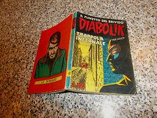DIABOLIK PRIMA 1°SERIE ORIGINALE N.11 DEL 1963 INGOGLIA MB/OTTIMO TIPO KRIMINAL