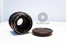 Meyer Optik Gorlitz Oreston 50mm 1.8 lens for Exakta fit