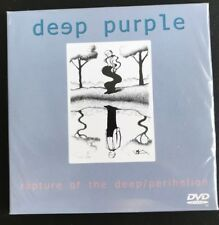 "DEEP PURPLE : ""Rapture of the deep/perihelion"" (RARE 2 CD + DVD)"