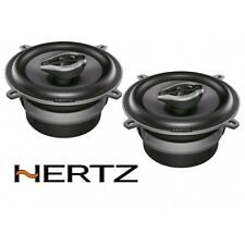 Hertz HCX series 130.4 - set coax 2way 130mm Hi Energy 13cm 2 vías coaxial 1 pares